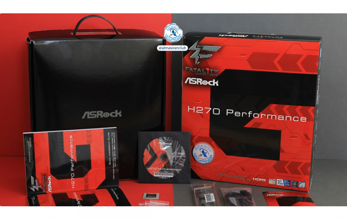 asrock z170 performance