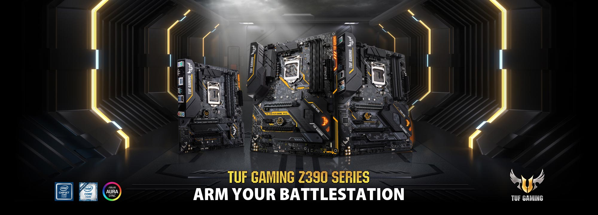 Asus TUF Gaming Z390 Series Motherboard