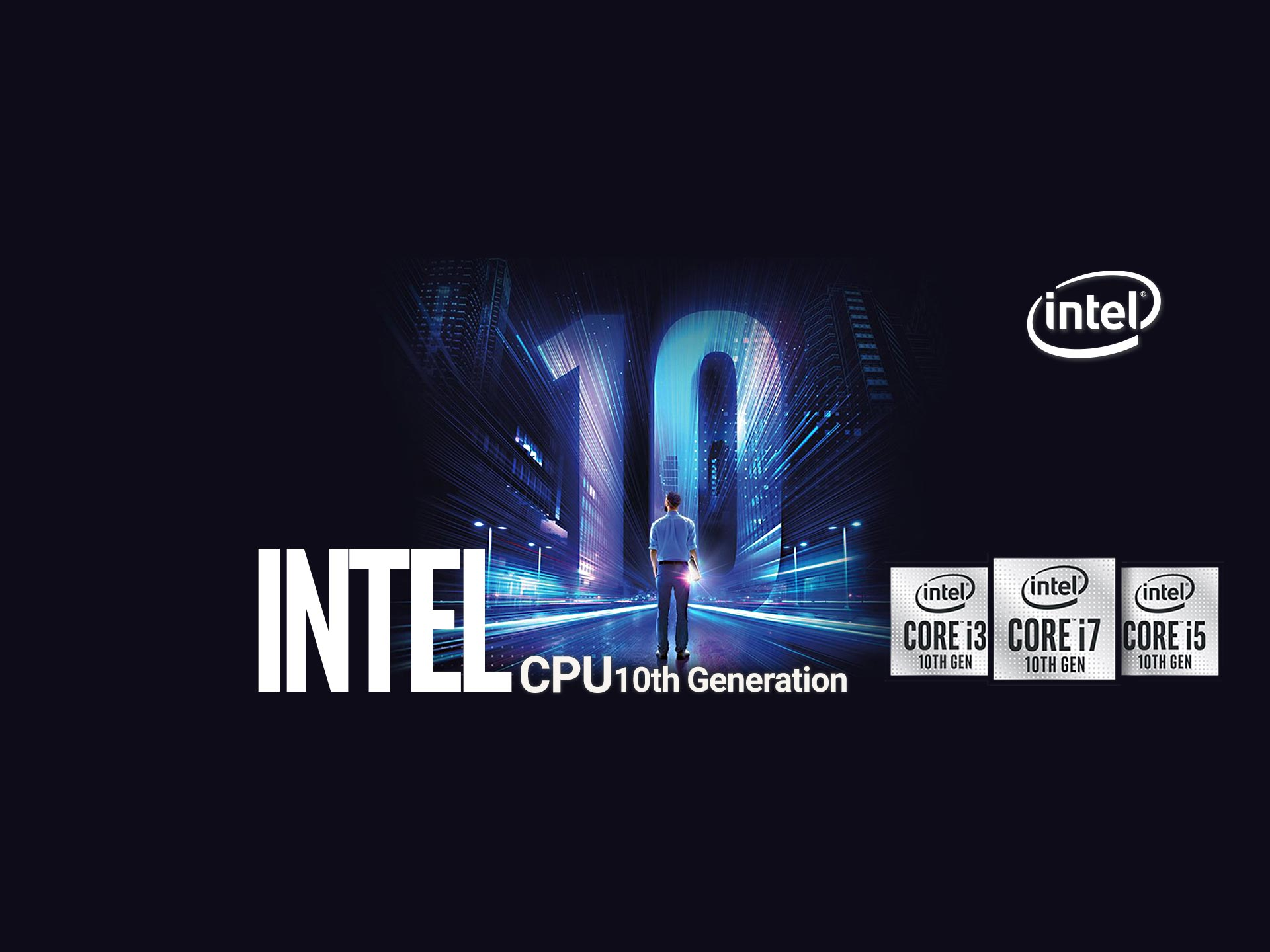 INTEL 10th GEN Processor