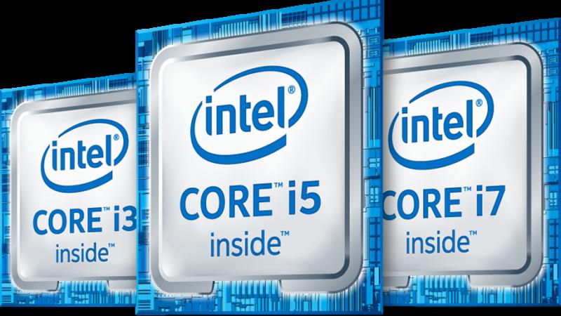 اینتل مدل های جدیدی به پردازنده های نسل هفتم خود اضافه کرد