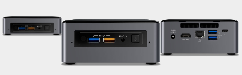مینی پی سی اینتل ناک (کامپیوتر کوچک اینتل - Intel nuc kit)