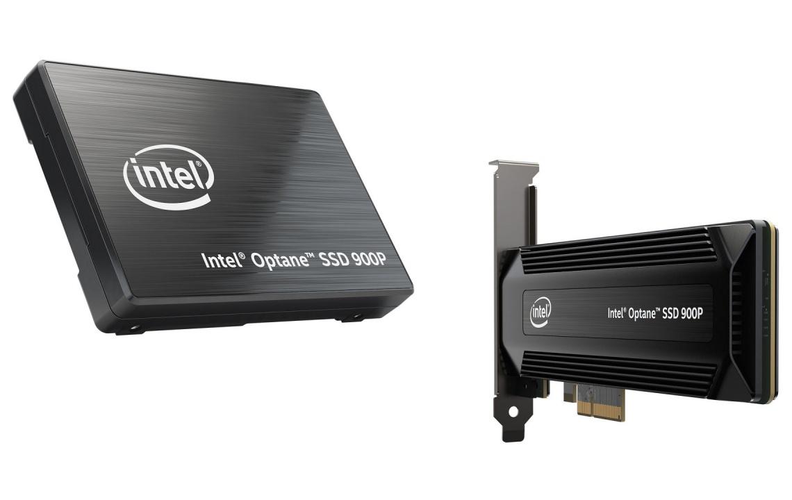 معرفی SSD های سری Optane SSD 900P توسط اینتل