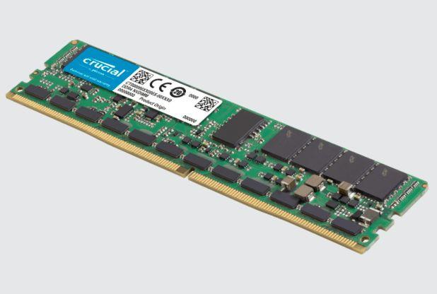 حافظه سرور 32 گیگابایتی Crucial NVDIMM