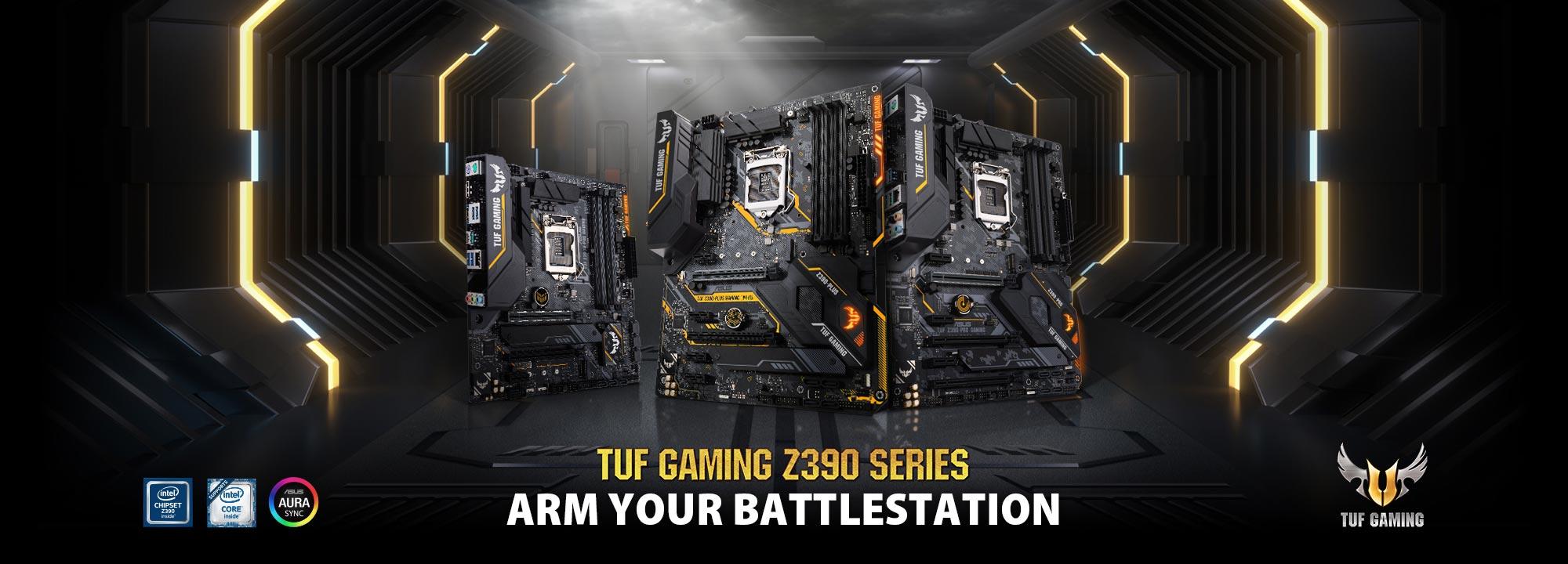 Asus TUF Gaming Z390 Series Motherboard
