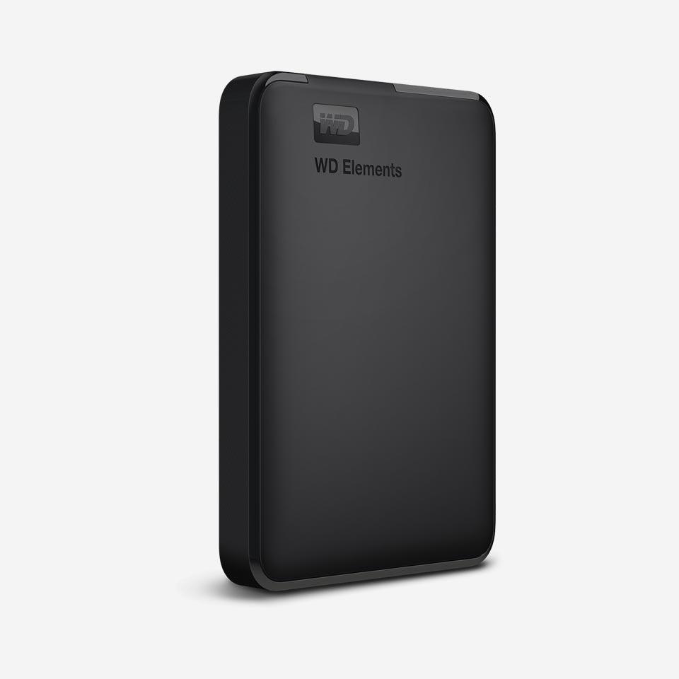 هارد دیسک اکسترنال قابل حمل وسترن دیجیتال سری WD Elements Portable