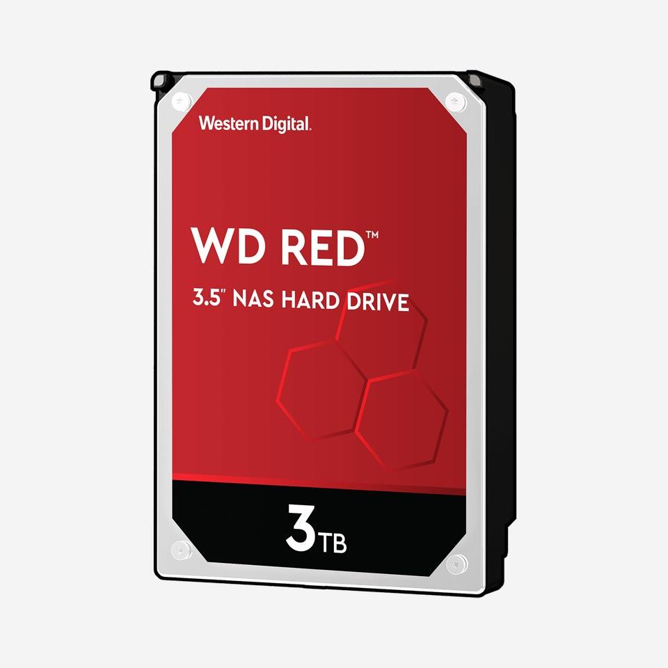هارد دیسک اینترنال NAS وسترن دیجیتال