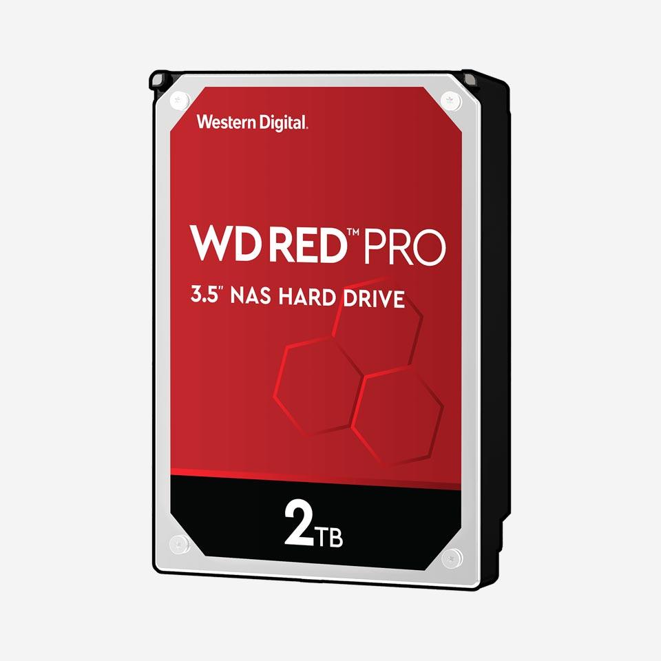 هارد دیسک اینترنال NAS Pro وسترن دیجیتال