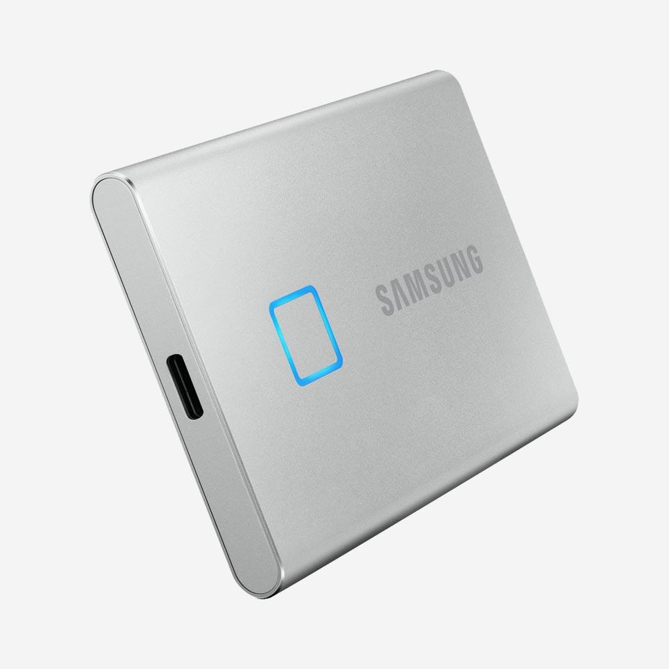 اس اس دی اکسترنال سامسونگ مدل T7 Touch
