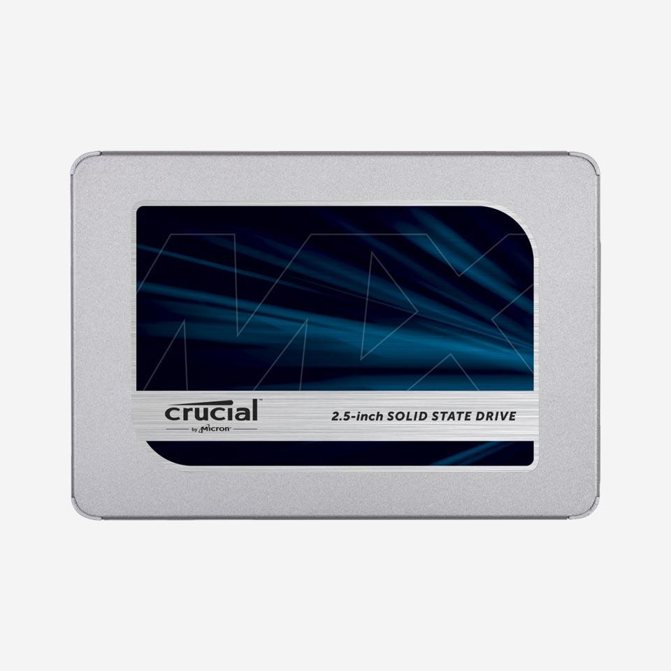 اساسدی کروشیال MX500
