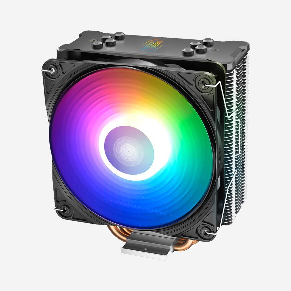 خنک کننده پردازنده دیپکول GAMMAXX GT A-RGB