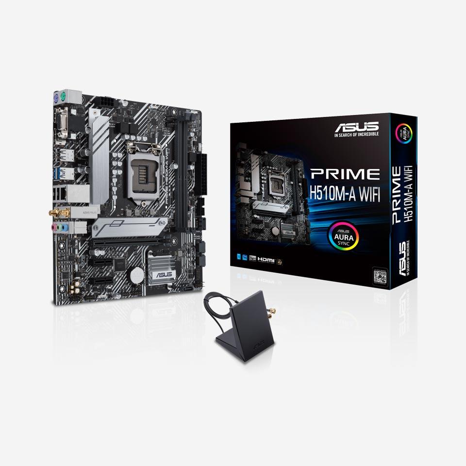 مادربردهای ایسوس سری Prime H510