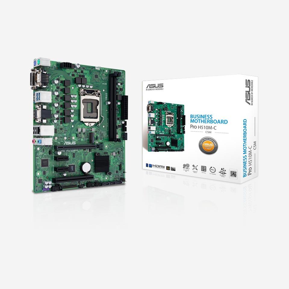 مادربردهای ایسوس سری Pro H510