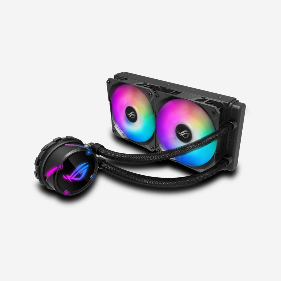 کیس کامپیوتر ایسوس ROG STRIX LC 240 RGB