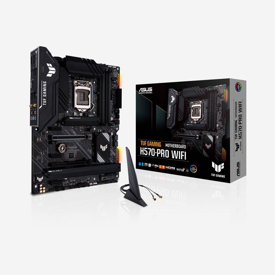 مادربردهای ایسوس سری TUF Gaming H570