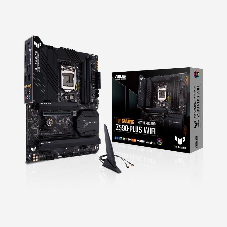 مادربردهای ایسوس سری TUF Gaming Z590