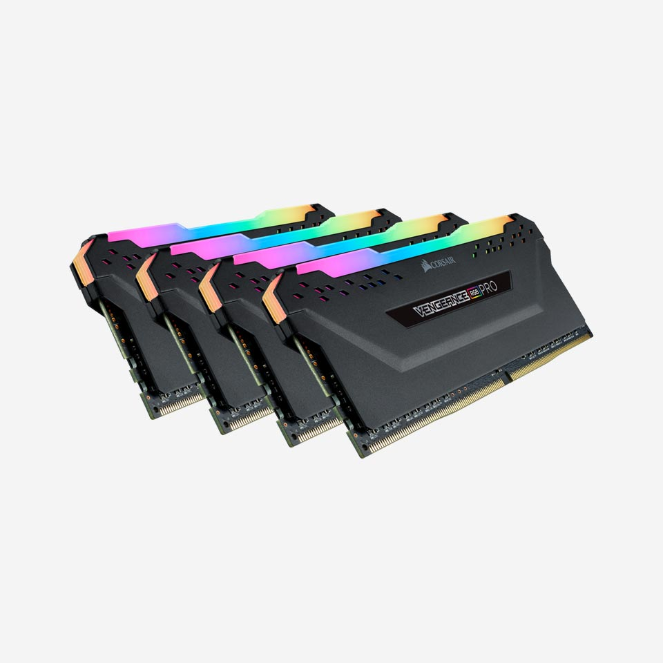 رم کامپیوتر کورسیر مدل VENGEANCE RGB PRO