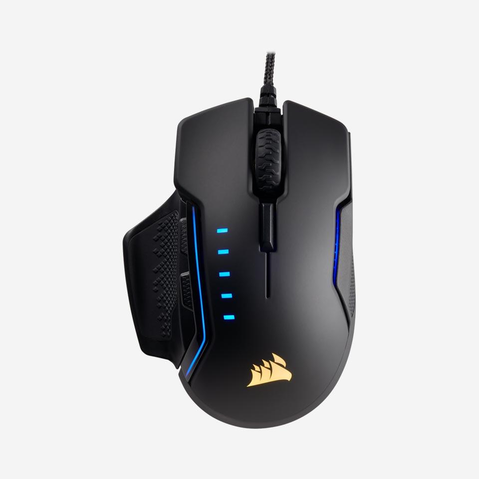 ماوس کورسیر GLAIVE RGB Gaming Mouse