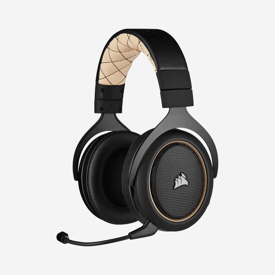 هدست گیمینگ کورسیر HS70 PRO WIRELESS Gaming Headset